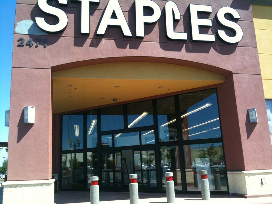 Staples Tracy Ca