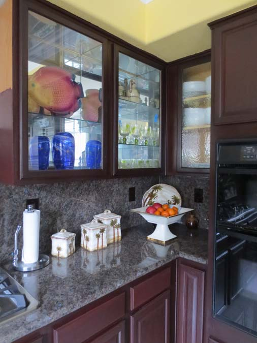 Glass cabinets for Residential cabinets